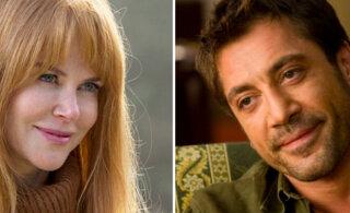 Nicole Kidmanist ja Javier Bardemist saab kirglikult maid jagav ekraanipaar