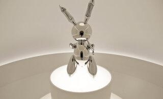 """ФОТО: Скульптура Джеффа Кунса """"Кролик"""" продана за 91 миллион долларов"""