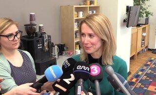 VIDEO   Kaja Kallas: Keskerakonna keeldumine on kummaline! Nad ei tunnista valimiste tulemust