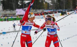 Ootamatu avaldus: Johaug ja Östberg magavad võistluste ajal ühes voodis, kuigi hotellitoas on kaks aset