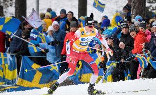 Eesti suusasprinter piirdus Kanada MK-etapil eelsõiduga, võit Kläbole