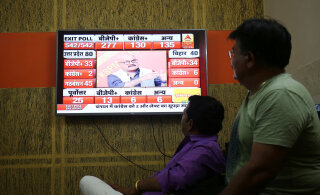 Экзитполы свидетельствуют о победе правящей партии в Индии