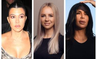 Eestlanna 28 tundi Kardashianidega eralennukil: neil oli kaasas neli lapsehoidjat, kuid lapsed turnisid hoopis ihukaitsja seljas