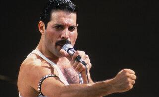 Freddie Mercury viimased päevad: ta kaotas nägemise