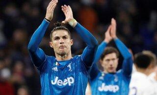 Koroonaviirusega võitlev Itaalia kaalub ulmelist plaani jalgpallihooaja lõpetamiseks