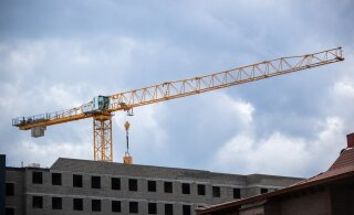 Ehitusturu kasv aeglustus