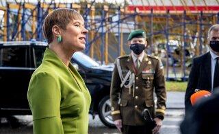 FOTOD | Tallinnas algas kolme mere tippkohtumine, Kaljulaid rõhutas Eesti edusamme investeerimisfondi käivitamisel