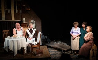 """Проект """"Изолента"""": Русский театр Эстонии покажет записи спектаклей онлайн"""