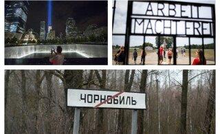 """""""Мрачный"""" туризм: 8 мест, где становится жутко и страшно"""