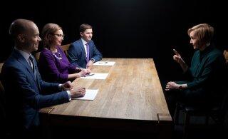 DELFI TÖÖINTERVJUU | Kristina Kallas: erakonna rahastaja Priit Alamäe sõnaga peab arvestama