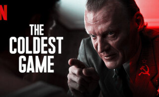 """Nädalavahetuse filmi- ja seriaalisoovitused: Netflixi uus põnevik """"The Coldest Game"""", Telias on tasuta komöödia """"Vanne"""" ja Eesti komöödia """"Kohtunik"""""""