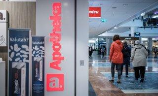 Heljo Pikhof: apteegikettide tervikuna müümise kohustust ei kaalutud