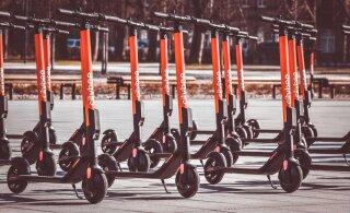 Citybee запускает в Таллинне услугу по аренде электросамокатов