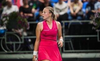 Anett Kontaveit jätkab Doha turniiri homme endise esireketi vastu