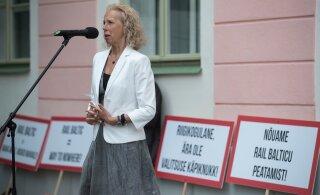 Ukraina ärimees nimetab Kersti Krachti petiseks