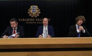 Mart Helme valitsuse pressikonverentsil: huvi Eesti kodakondsuse vastu suureneb märgatavalt