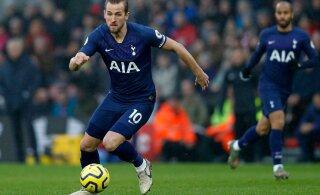 Harry Kane usub, et Tottenham suudab Manchester Unitedist mööduda