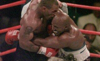 Mike Tysonile tükikese kõrvast kaotanud USA poksilegend: mul on hea meel, et see juhtus