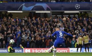 Lampard selgitas penaltilöömise segaduse tagamaid