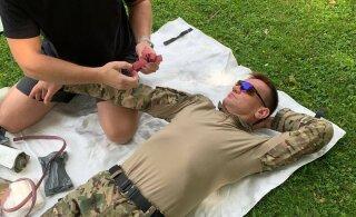 Специалист по тактической медицине: большинство людей сегодня даже не умеют наложить повязку