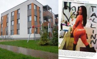 Несчастная любовь или обычное сводничество? Пока эстонца не было дома, африканки оказывали в его квартире сексуальные услуги