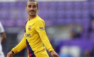 Barcelona sai tähtsate mängude eel halva uudise