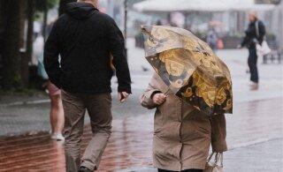 Talvine ilm saab selleks korraks läbi: reedel ja laupäeval tuleb kuni kaheksa kraadi sooja