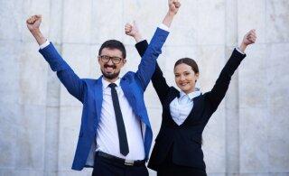 ÜLESKUTSE: Mis on sinu töökohas hästi? Novembrikuu jooksul saab oma tööandjat kiita