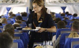 Стюардесса рассказала о самых возмутительных поступках пассажиров самолета