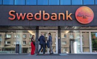 Финансовая комиссия закрыла дело против Swedbank в интересах уголовного расследования