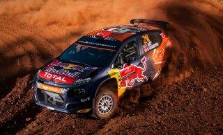 Британец Эванс Эльфин выиграл ралли WRC в Турции