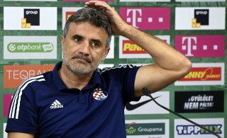 Zagrebi Dinamo peatreener: Florat ei tohi alahinnata, peame neid tõsiselt võtma