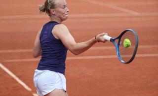 Уроженка России впервые выиграла чемпионат Эстонии по теннису