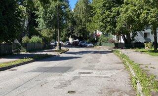 В Кристийне начинается восстановительный ремонт улицы Спорди