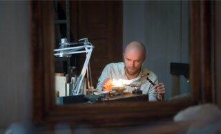 KUULA | Kuldnõelaga pärjatud ehtekunstnik Tanel Veenre: iga minu ehe on õnneliku inimese loodud