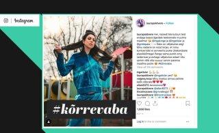 DELFI TV SELGITAB | Roheline mõtlemine Instagramis: loobume kõrtest! Kas sellest ka tolku on?