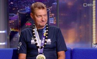 Üliraskest triatlonist kurnatud Raivo E. Tamm: täispikki Ironmane mina enam ei tee!
