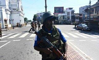 Число жертв серии взрывов в Шри-Ланке достигло 290 человек
