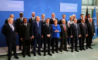 Путин провел встречу с главой Еврокомиссии и британским премьером