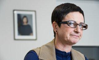 Minister Signe Riisalo: hoian hinge kinni, et ei oleks veel eliitvaktsineerituid