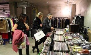 VIDEO ja FOTOD | Reportaaž Buduaari turult! Staarid müüvad eriti eksklusiivseid riideid, saadaval isegi Evelin Ilvese kleit