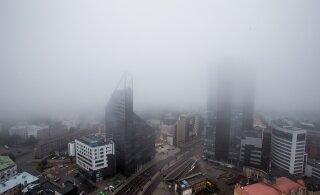 Погода шепчет: в воскресенье туман и морось, а что дальше?