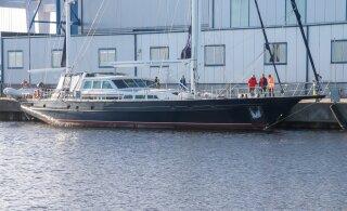 ИНТЕРАКТИВНЫЙ ГРАФИК: Эстонский парусник направился в Антарктику. Как проляжет его путь и кто входит в состав экспедиции