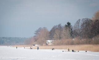 Päästeamet: tänasest on Eesti veekogudel jääle minek keelatud!