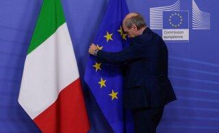 3,5 miljardilise trahvi ootuses: Itaalia sai Euroopalt lisaaega