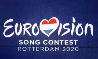 Väga hea loos! Eesti on Eurovisionil samas poolfinaalis mitmete lähiriikidega