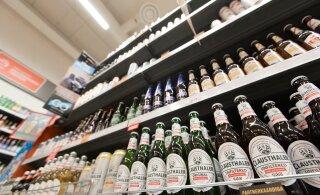 Через неделю в Эстонии снизятся цены на алкоголь