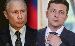 Появились подробности предстоящей встречи Путина с Зеленским