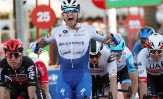 VIDEO | Iirlane jäeti Vueltal etapivõidust ilma, eestlased lõpetasid peagrupis