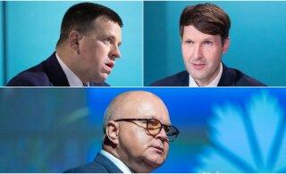 Jah, valitsuskriisil on joon all. Ent kuhu on jõudnud koalitsiooni väärtuskriis?